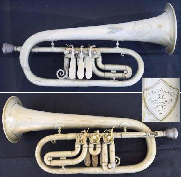 Martin Brass Instrument Maker/Dealer