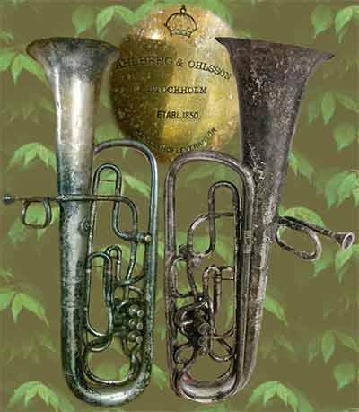 Ahlberg-Ohlsson Tuba