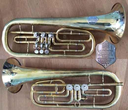 Altrichter Trumpet; Bass