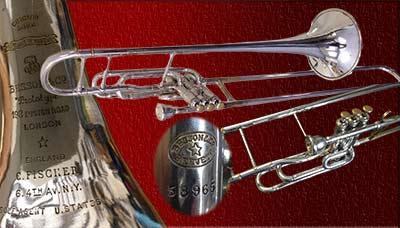 Besson Trombone