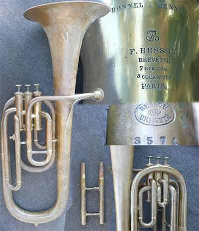 Besson  Tenor horn