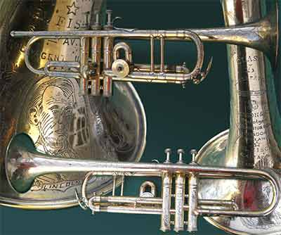 Besson Trumpet