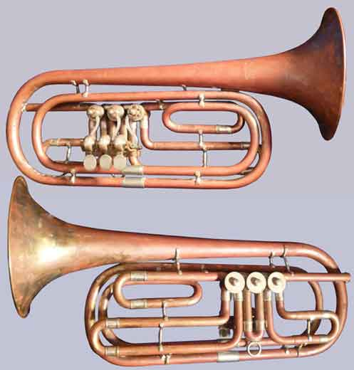 Bethel Trumpet; Bass