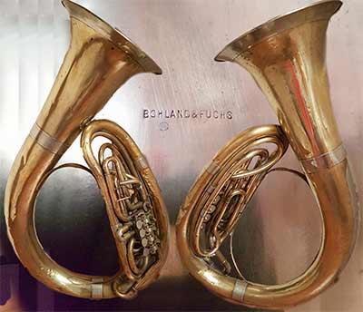 Bohland-Fuchs Helicon