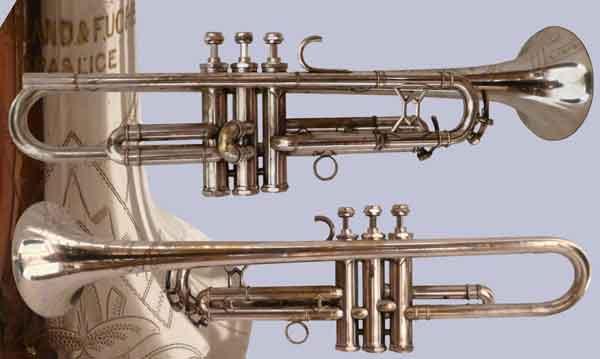 Bohland-Fuchs Trumpet