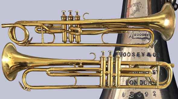 Boosey Trumpet