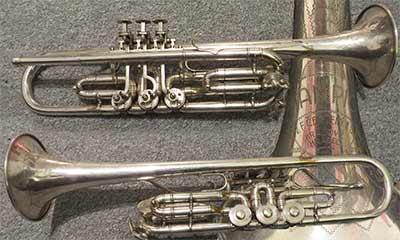 Cerveny Trumpet