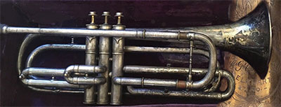 Conn Alto Horn