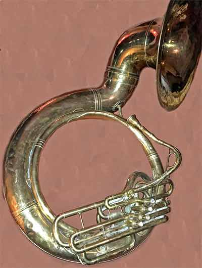 Conn Sousaphone