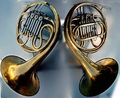 1929-30 Conn 16D French Horn