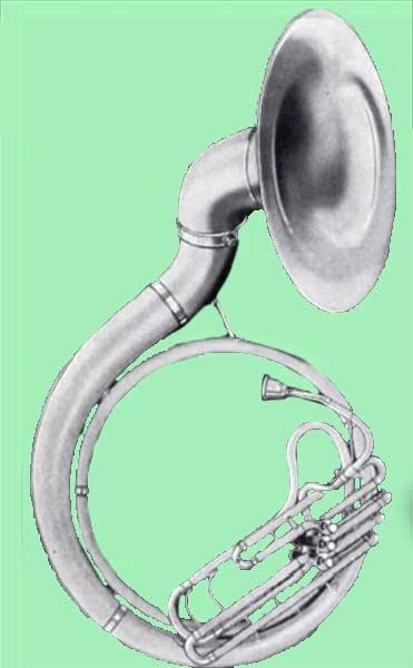 Pan American Sousaphone