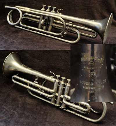 Couesnon Trumpet; Low