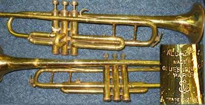 Bundy selmer trumpet
