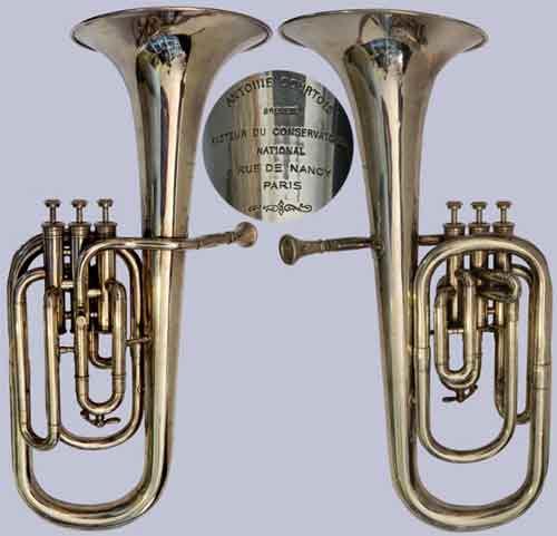 Courtois  Alto horn