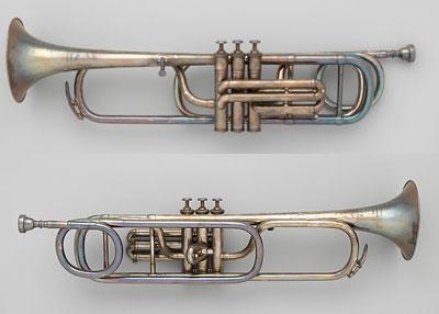 Courtois Trumpet