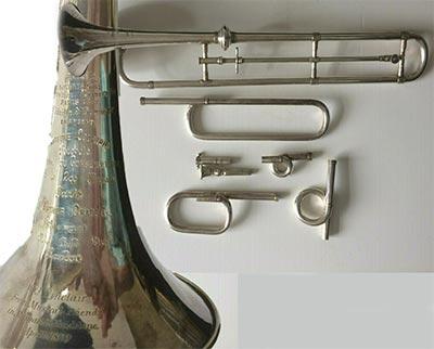 Courtois Trumpet; Slide