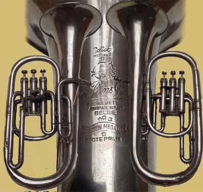 DePrins Alto horn