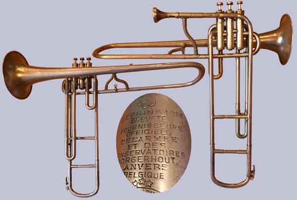 DePrins Trombone; Valve