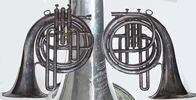Distin Ballad Horn