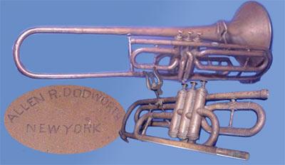 Dodworth Trombone; Valve
