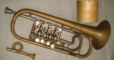 Dvorak    Trumpet; Low