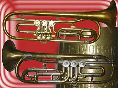 Dvorak  Trumpet; Low