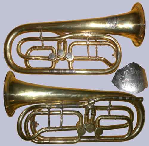 Fischer, AE  Alto Horn