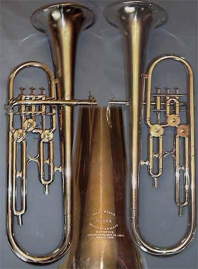 Fiske Alto Horn