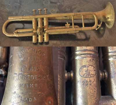 Frederick Trumpet