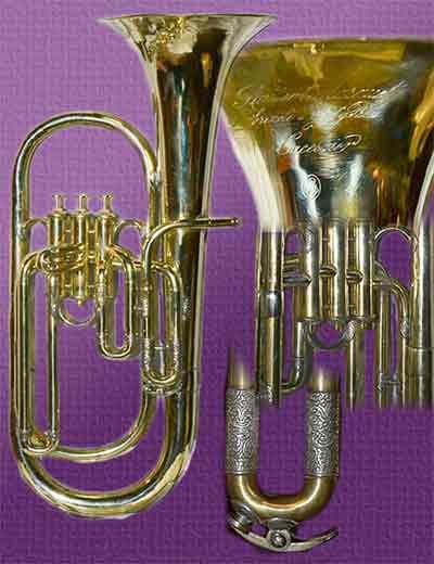Gautrot-Marquet Tenor horn