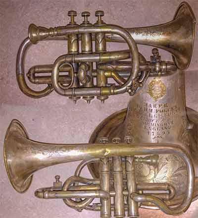 Gisborne Cornet