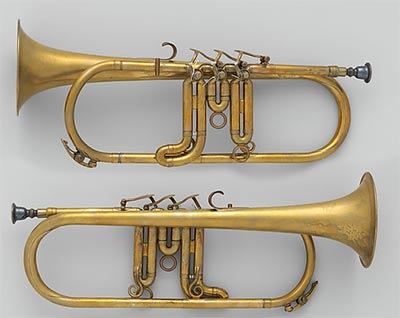 Hall Trumpet