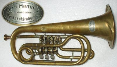 Hammig   Trumpet; Low