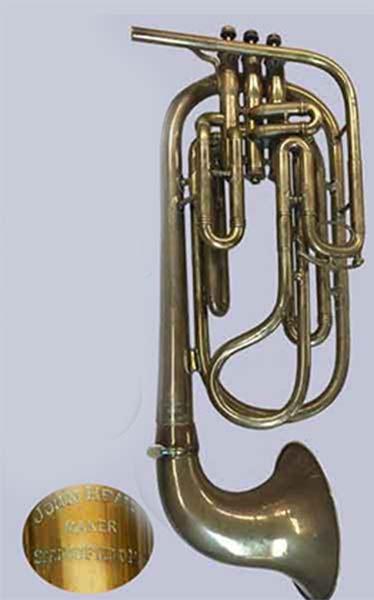 Heald Alto Horn