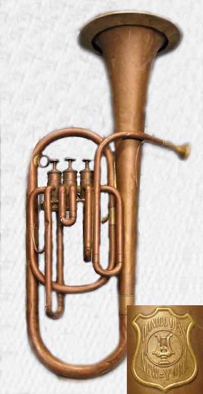 HessD Tenor Horn