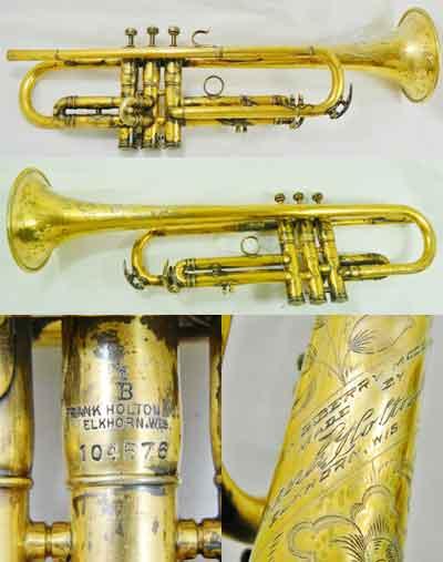 Holton  Trumpet