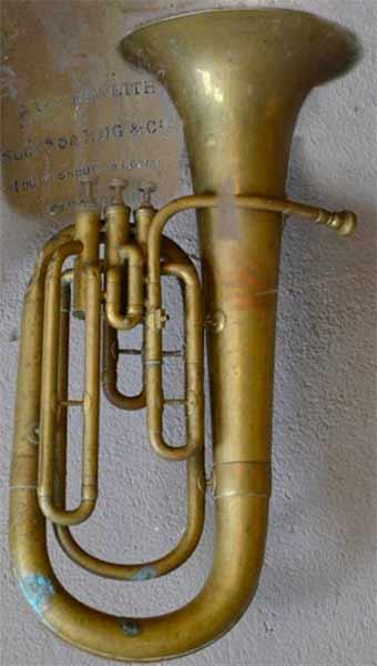 Elweith Alto horn