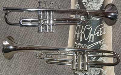 Huttl  Trumpet