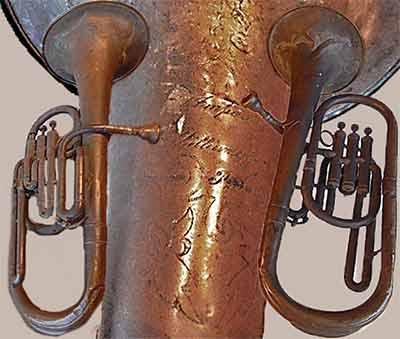 Imperial Alto horn
