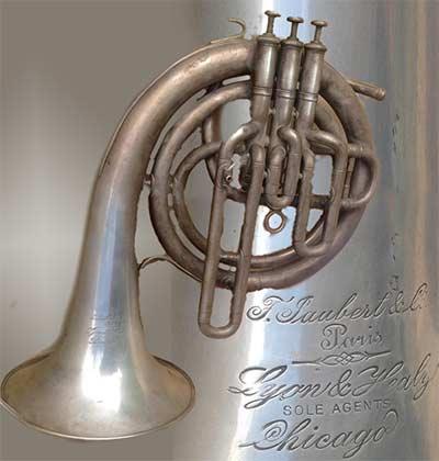 Lyon-Healy Ballad Horn