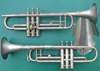 Jaubert Trumpet
