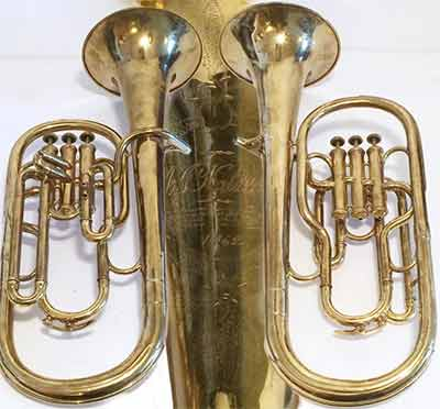 Kalashen Alto Horn