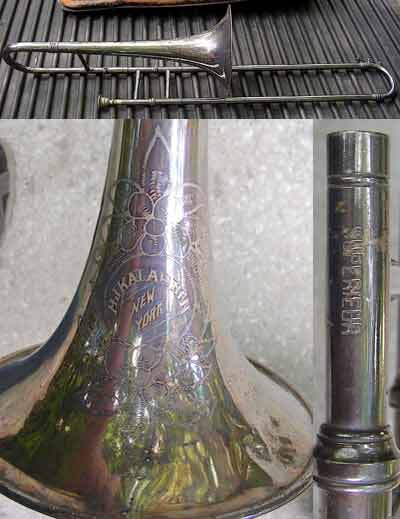 Kalashen Trombone