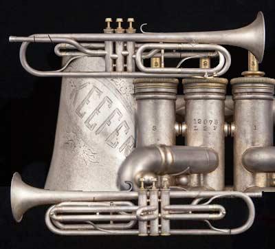 Keefer Trumpet; Bass