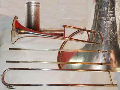 Kenny Trombone