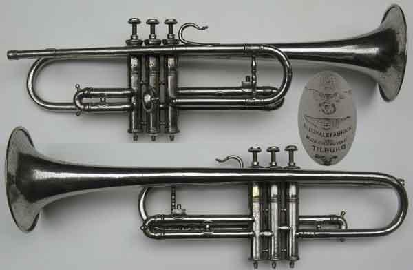 National Fabrik  Trumpet