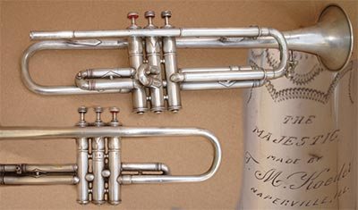 Koeder Trumpet