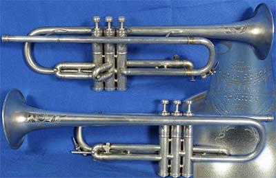 Koriot Trumpet