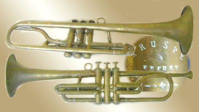 Kruspe Trumpet; Low
