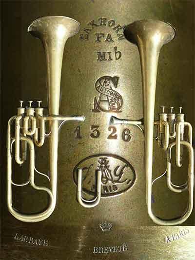 Labbaye Alto Horn
